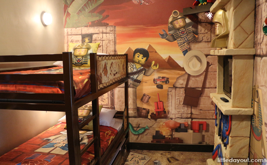 Legoland Hotel Specially For Kids